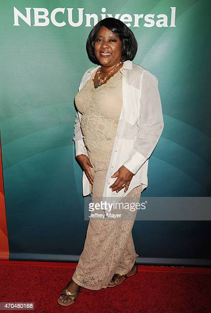Actress Loretta Devine attends the 2015 NBCUniversal Summer Press Day held at the The Langham Huntington Hotel and Spa on April 02, 2015 in Pasadena,...