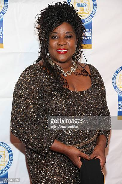 Actress Loretta Devine attends the 23rd Annual NAACP Theatre Awards at Saban Theatre on November 11 2013 in Beverly Hills California