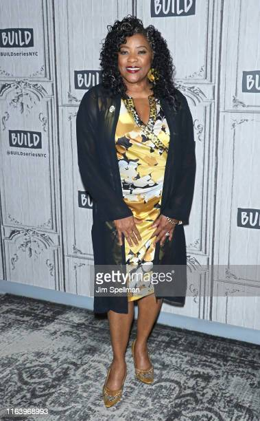 Actress Loretta Devine attends the Build Series to discuss Family Reunion at Build Studio on July 24 2019 in New York City