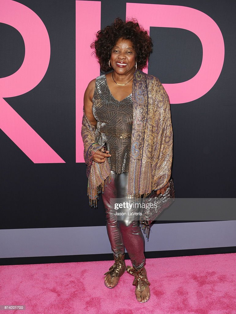 Actress Loretta Devine attends the premiere of 'Girls Trip' at Regal LA Live Stadium 14 on July 13, 2017 in Los Angeles, California.