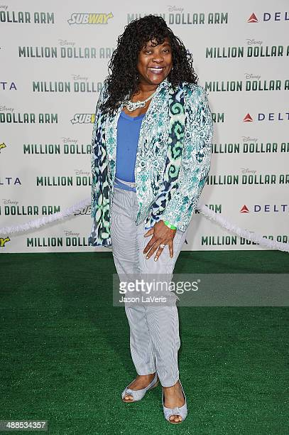 """Actress Loretta Devine attends the premiere of """"Million Dollar Arm"""" at the El Capitan Theatre on May 6, 2014 in Hollywood, California."""