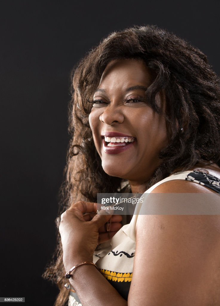 Actress Loretta Devine is photographed for Los Angeles Times on July 5, 2017 in Los Angeles, California. PUBLISHED IMAGE.