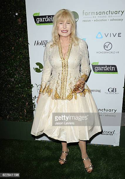 Actress Loretta Swit attends Farm Sanctuary's 30th anniversary gala at the Beverly Wilshire Four Seasons Hotel on November 12 2016 in Beverly Hills...