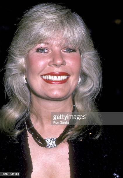 Actress Loretta Swit attends the Temple Beth Am's Candy Man Ball Honoring Sammy Davis Jr on January 16 1982 at the Beverly Hilton Hotel in Beverly...