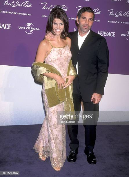 Actress Lori Loughlin and husband Mossimo Giannulli attend the Ninth Annual Fire and Ice Ball to Benefit Revlon/UCLA Women's Cancer Research on...