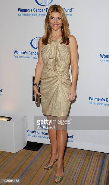 Actress Lori Loughlin arrives at An Unforgettable Evening Benefit For EIF Women's Cancer Research Fund at the Beverly Wilshire Four Seasons Hotel on...