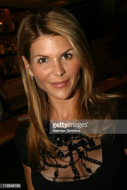 Actress Lori Loughlin attends a party in celebration of Jessica Seinfeld's new book 'Deceptively Delicious Simple Secrets to Get Your Kids Eating...