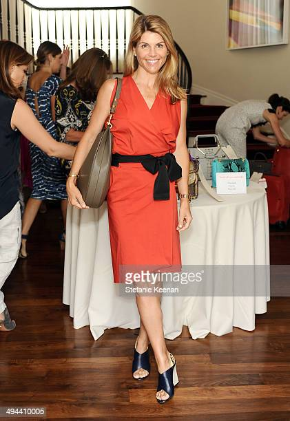 Actress Lori Loughlin attends Annual PS ARTS Bag Lunch on May 29 2014 in Los Angeles California
