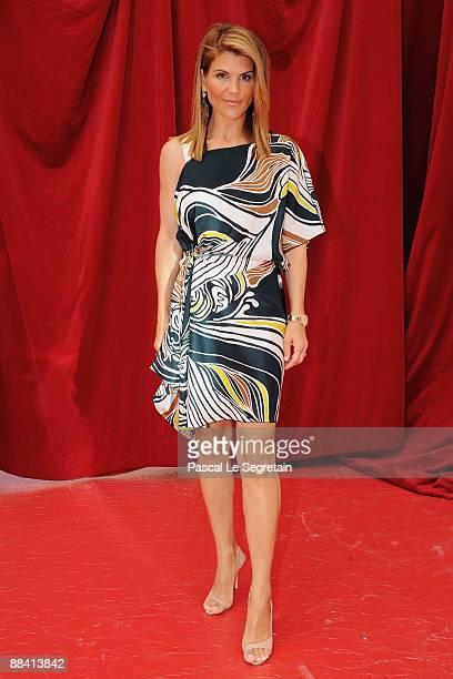 Actress Lori Loughlin attends the 2009 Monte Carlo Television Festival held at Grimaldi Forum on June 11, 2009 in Monte-Carlo, Monaco.