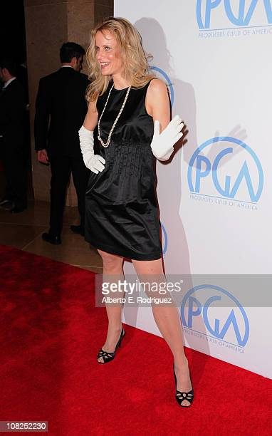 Actress Lori Singer arrives at the 22nd Annual Producers Guild Awards at The Beverly Hilton hotel on January 22 2011 in Beverly Hills California