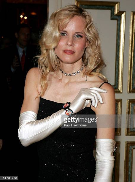 Actress Lori Singer attends the One World One Child benefit gala at The Plaza Hotel November 11, 2004 in New York City.