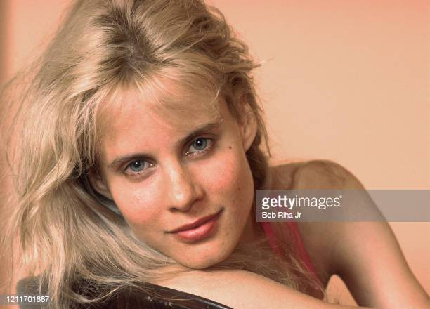 Actress Lori Singer during photo session on July 10 1985 in Los Angeles California