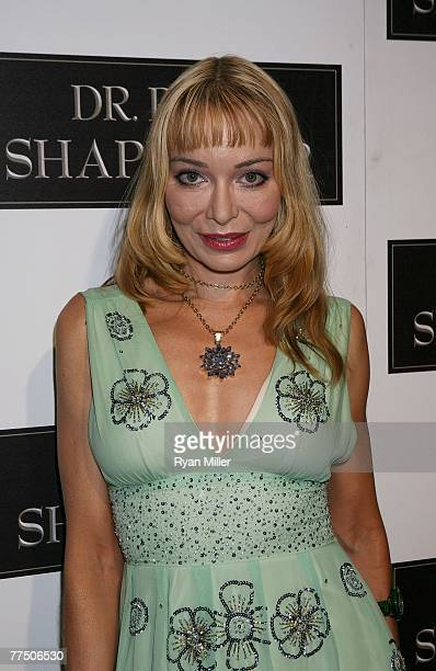 Actress Lorielle New arrives at the launch party for Dr Robert Rey's Shapewear hosted by Carmen Electra and Denise Richards held at Hollywood hot...