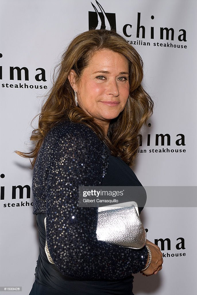 Actress Lorraine Bracco attends a wine tasting at Chima Brazilian Steakhouse on June 11, 2008 in Philadelphia, Pennsylvania..