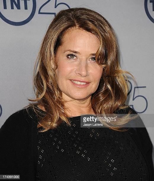 Actress Lorraine Bracco attends TNT's 25th anniversary party at The Beverly Hilton Hotel on July 24 2013 in Beverly Hills California