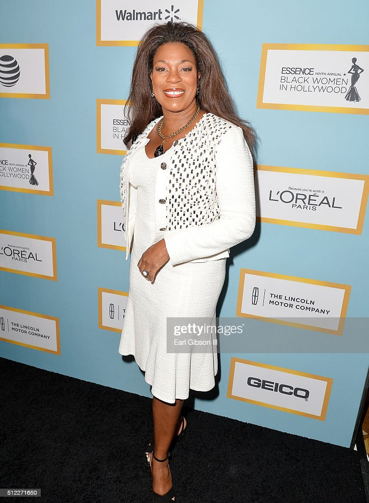 Actress Lorraine Toussaint attends the 2016 ESSENCE Black Women In Hollywood awards luncheon at the Beverly Wilshire Four Seasons Hotel on February 25, 2016 in Beverly Hills, California.