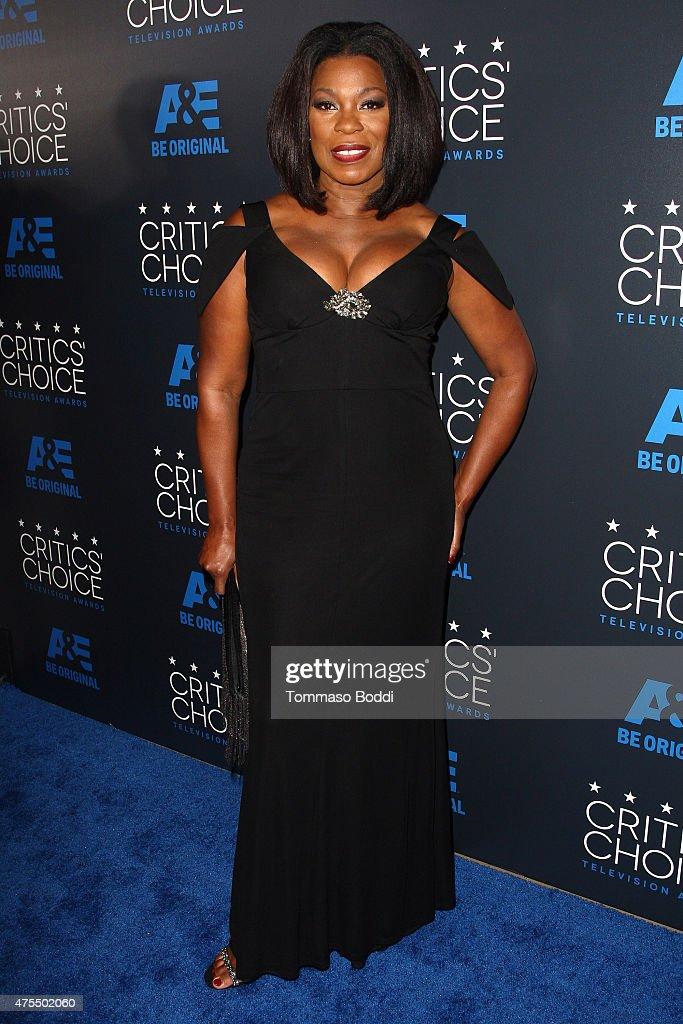 5th Annual Critics' Choice Television Awards - Arrivals : News Photo