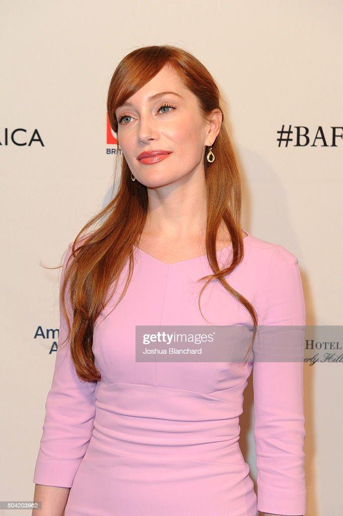 BAFTA Los Angeles Awards Season Tea - Arrivals : News Photo