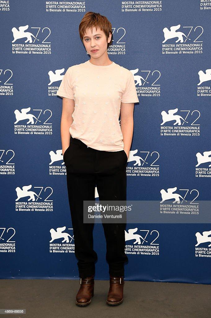 'The Wait' Photocall - 72nd Venice Film Festival