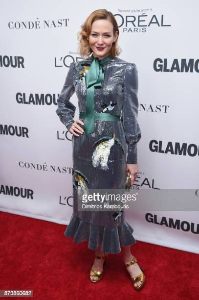 Actress Louisa Krause attends Glamour's 2017 Women of The Year Awards at Kings Theatre on November 13 2017 in Brooklyn New York
