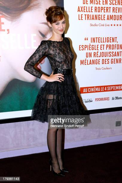 56 Tirez La Langue Mademoiselle Paris Premiere At Ugc Cine