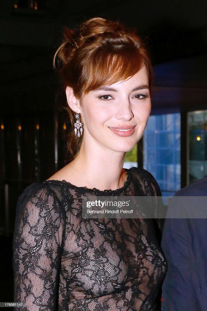 'Tirez La Langue Mademoiselle' Paris Premiere at UGC Cine Cite Bercy