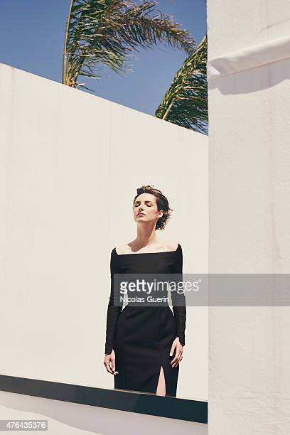 Actress Louise Bourgoin is photographed for Self Assignment on May 15, 2015 in Cannes, France.
