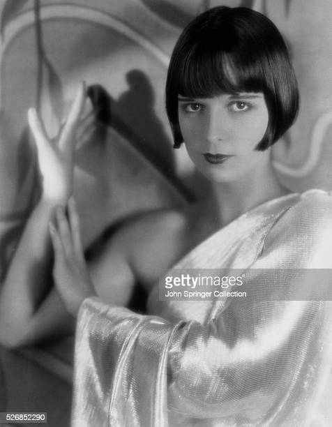 Actress Louise Brooks