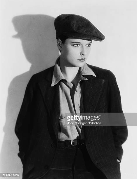 Actress Louise Brooks plays Nancy in the 1928 film Beggars of Life