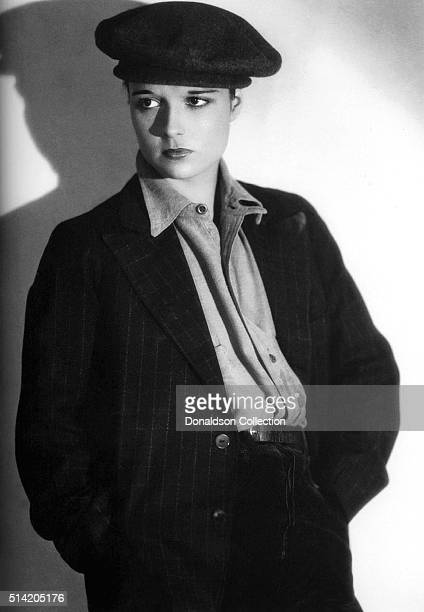 Actress Louise Brooks plays Nancy in the 1928 movie Beggars of Life