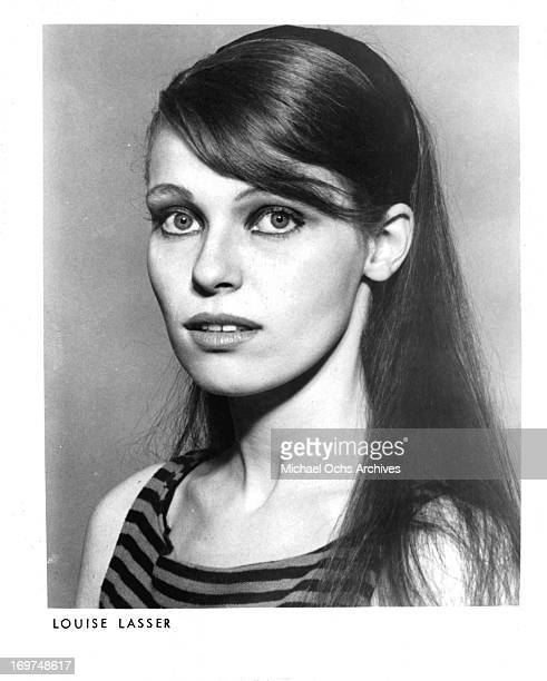 Actress Louise Lasser poses for a portrait in circa 1966
