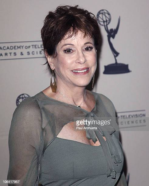 Actress Louise Sorel arrives at the 2010 Daytime Emmy Awards nominees cocktail reception at SLS Hotel at Beverly Hills on June 24 2010 in Los Angeles...