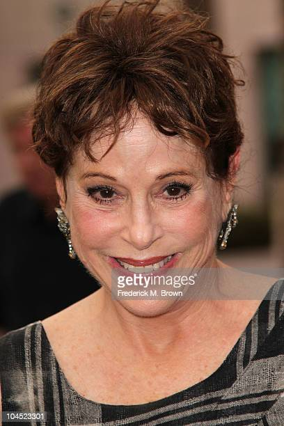 Actress Louise Sorel attends the Academy of Television Arts and Sciences presents' 45 Years of Days of Our Lives celebration at the at Leonard H...