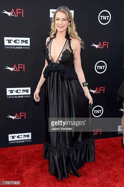 Actress Luana Piovani attends AFI's 41st Life Achievement Award Tribute to Mel Brooks at Dolby Theatre on June 6 2013 in Hollywood California...