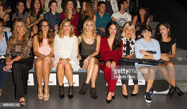 Actress Lucia Ramos actress Angy Fernandez actress Thais Blume actress Xenia Tostado actress Kira Miro actress Norma Ruiz singer Nuria Fergo and...