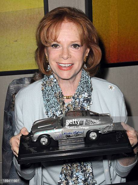 Actress Luciana Paluzzi attends day 1 of The Hollywood Show held at Westin LAX on January 12, 2013 in Hollywood, California.