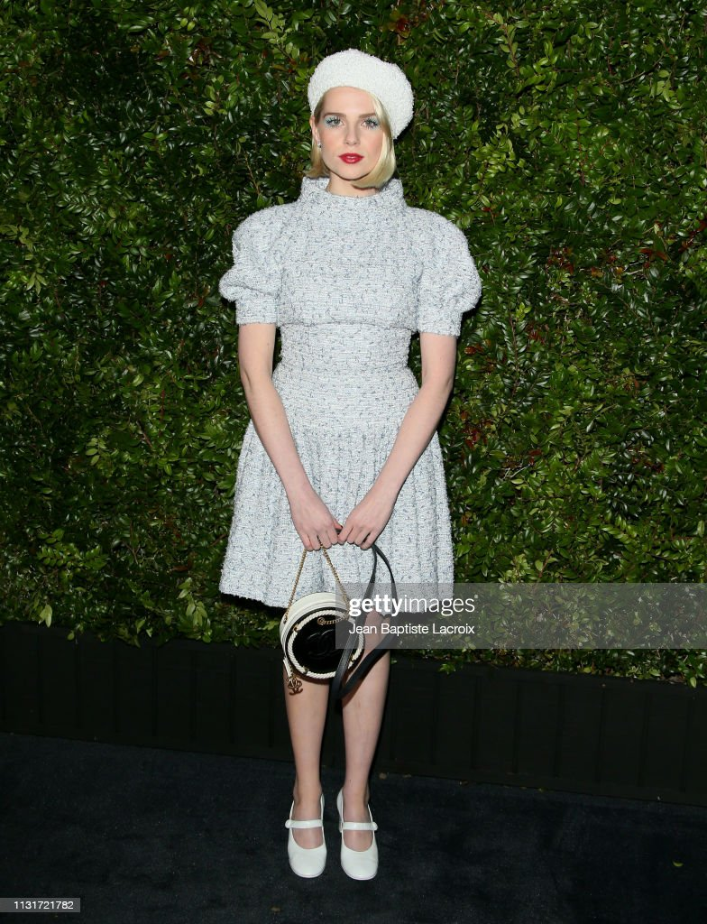 Charles Finch And CHANEL's 11th Annual Pre-Oscar Awards Dinner At The Polo Lounge In Beverly Hills : Nachrichtenfoto