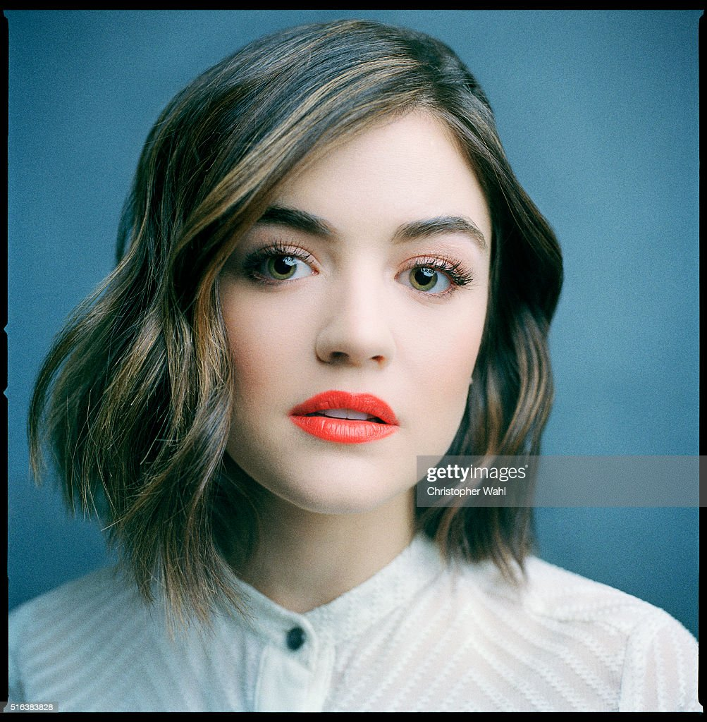 Lucy Hale, The Kit, March 1, 2016