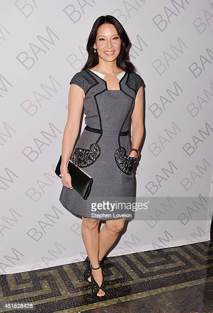 Actress Lucy Liu attends the 2014 Ignite Gala benefiting BAM Education at BAM Howard Gilman Opera House on June 30, 2014 in New York City.