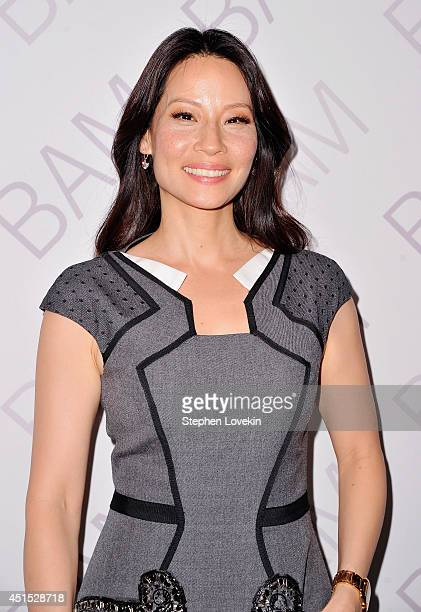 Actress Lucy Liu attends the 2014 Ignite Gala benefiting BAM Education at BAM Howard Gilman Opera House on June 30 2014 in New York City