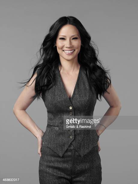Actress Lucy Liu is photographed for TV Guide Magazine on October 14 2013 in New York City