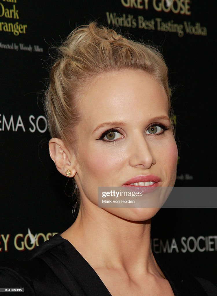 Actress Lucy Punch attends the Cinema Society and BlackBerry Torch screening of 'You Will Meet a Tall Dark Stranger' at MOMA on September 14, 2010 in New York City.