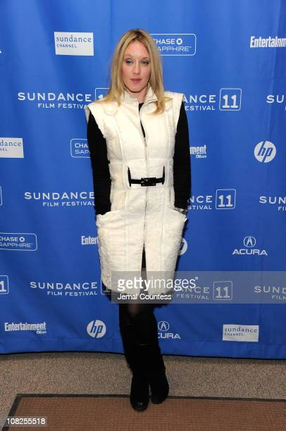 Actress Ludivine Sagnier attends 'The Devil's Double' Premiere at the Eccles Center Theatre during the 2011 Sundance Film Festival on January 22 2011...
