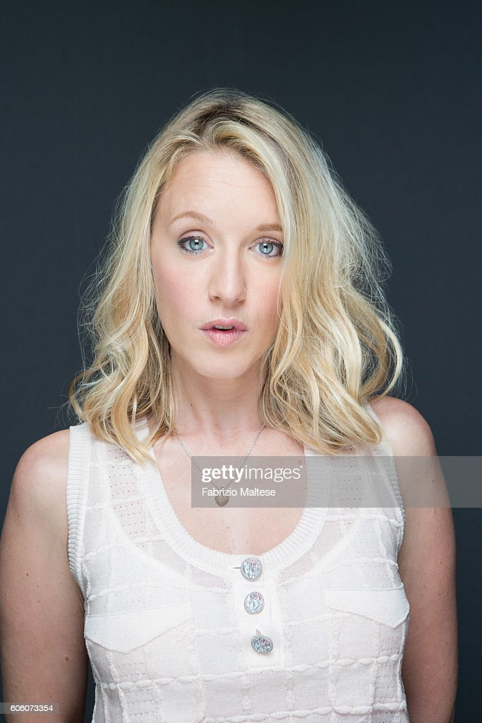 Actress Ludivine Sagnier is photographed for Self Assignment on September 4 2016 in Venice, Italy.