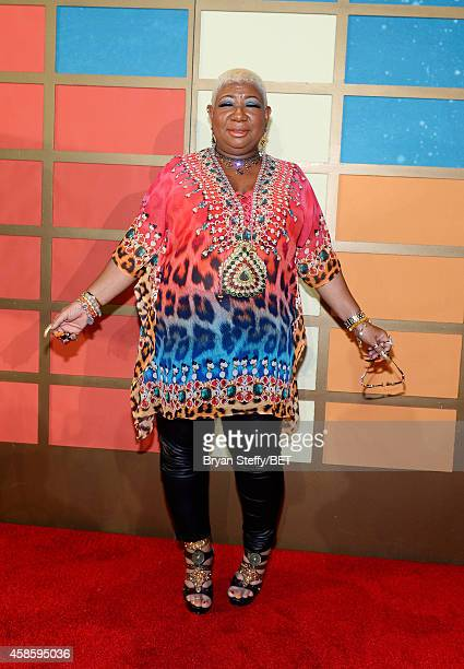 Actress Luenell attends the 2014 Soul Train Music Awards at the Orleans Arena on November 7 2014 in Las Vegas Nevada
