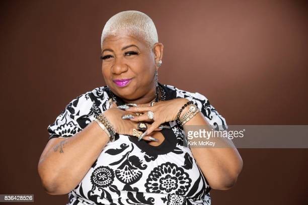 Actress Luenell Campbell is photographed for Los Angeles Times on June 27 2017 in Los Angeles California PUBLISHED IMAGE CREDIT MUST READ Kirk...