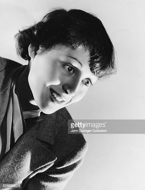 Actress Luise Rainer