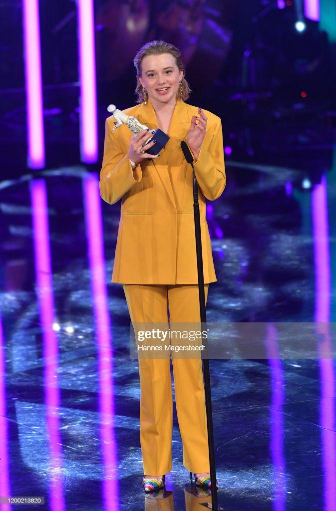 Bayerischer Filmpreis 2020 - Show : News Photo