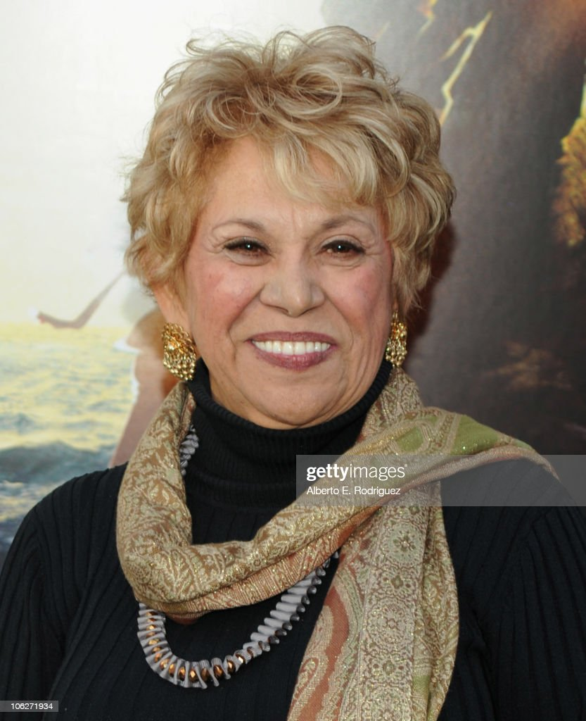 Actress Lupe Ontiveros at the Warner Bros. 25th Anniversary celebration of 'The Goonies' on October 27, 2010 in Burbank, California.