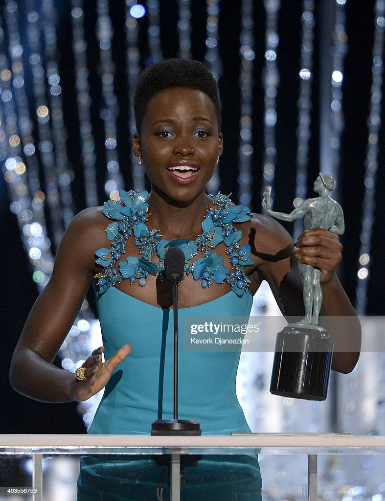 20th Annual Screen Actors Guild Awards - Show : News Photo